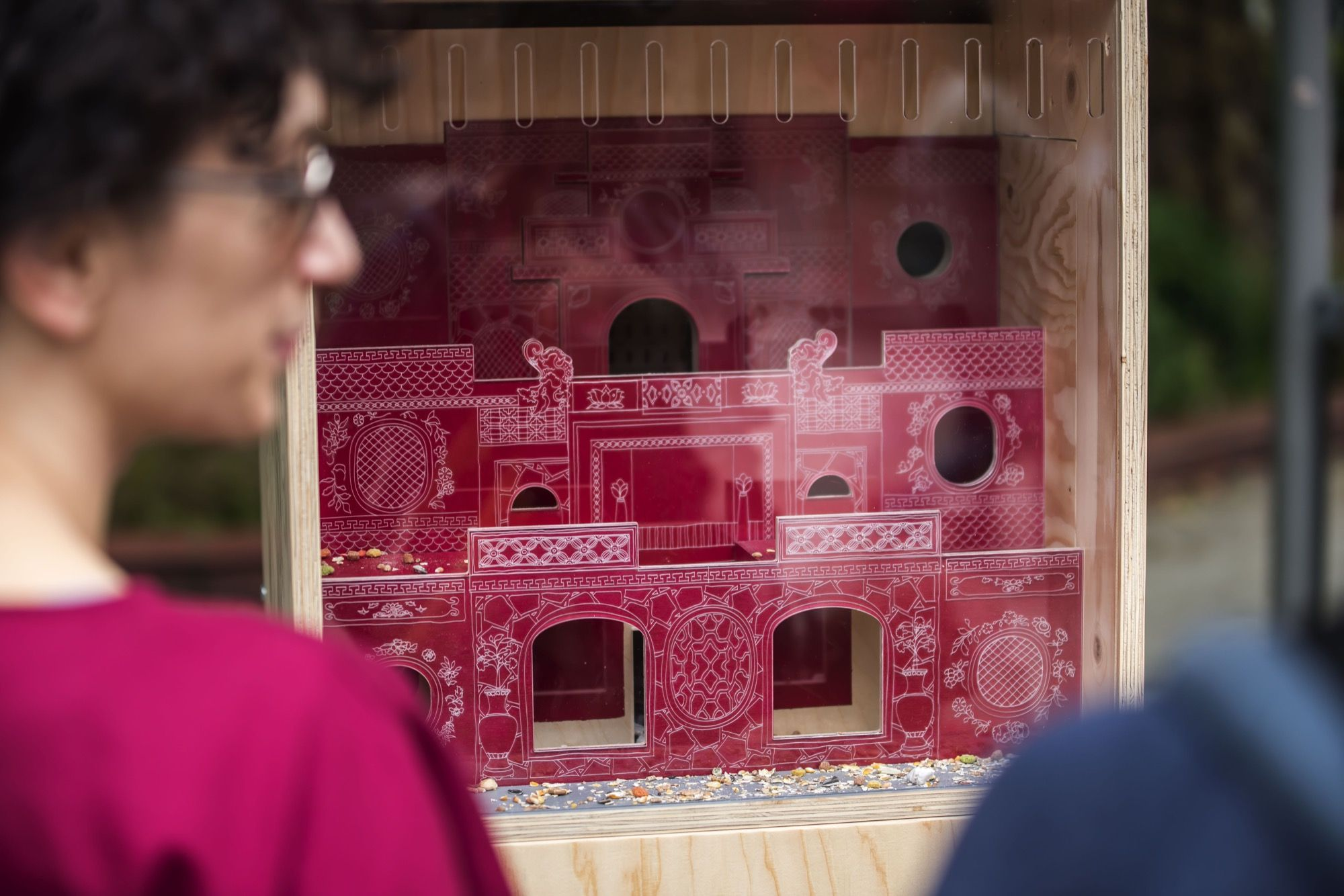 model of 'mouse palace'
