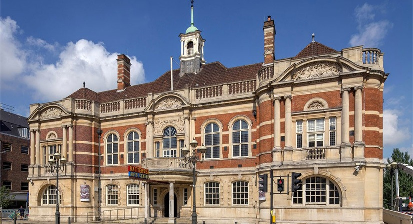 Battersea Arts Centre town hall front