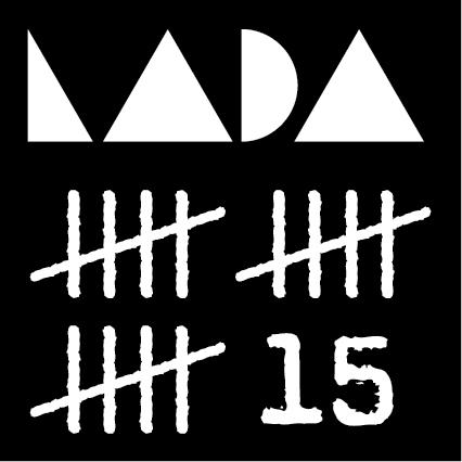 lada 15th logo