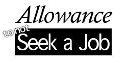 DIY 11: 2014 - Tim Jeeves 'Allowance to not Seek a Job