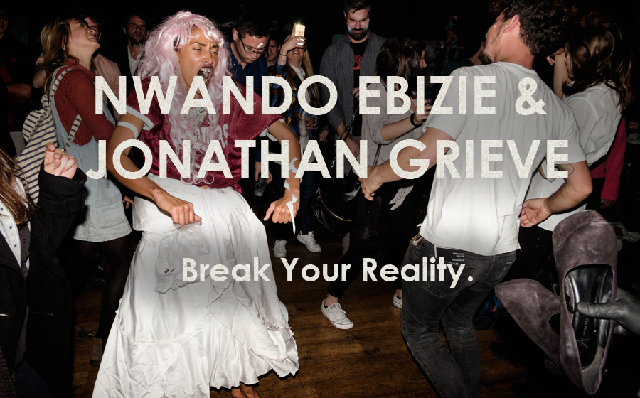 Nwando Ebizie & Jonathan Grieve: Creative Neurophenomenology of Perceptual Phenomena - Break Your Reality.